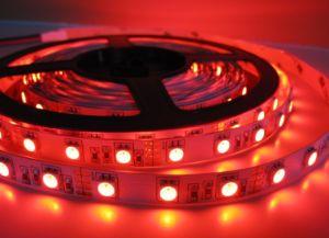 Cinta de LED Flexible Rojo Luces con poder de 36/72W, 12V DC Tensión de entrada, con certificación de UL