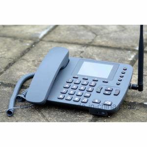 人間の特徴をもつシステム、WiFiが付いている3G WCDMAの固定無線ビデオ電話
