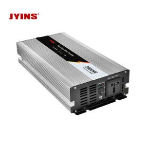 CC di 2000W 12V/24V/48V all'invertitore puro di energia solare dell'onda di seno di CA 110V/220V/230V