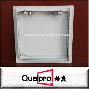Plafond en acier galvanisé les panneaux de gypse Panneau d'accès AP7020