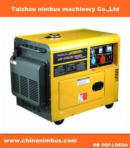Démarrage électrique Générateur Diesel (NB 5GF-LDEDA)