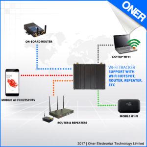 WiFi GPS, das Einheit in den Bereichen aufspürt, in denen es keine G-/Mdichte gibt