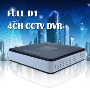 4CH Video Input CCTV DVR