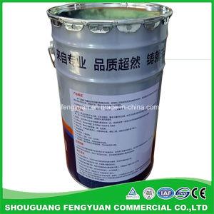 비 액체 루핑을%s 고무에 의하여 변경되는 가연 광물 방수 코팅 치료