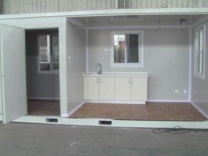 Lebende Behälter-Gebäude-Qualitätslebendes Behälter-Gebäude