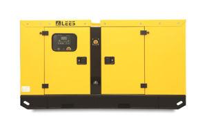 27kVA abrir/gerador diesel tipo silenciosa