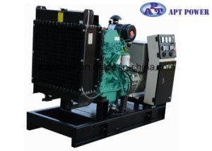 24kw Dcec Cummins dieselbetriebener Generator mit automatischem Übergangsschalter