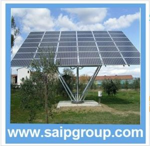 Televisão Dual-Axis Tracker Sistema de Rastreamento Solar (SP-ZTF-S-7)
