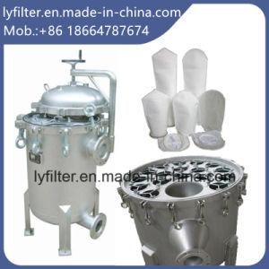 Saco de simples e múltiplos Ss fabricantes do alojamento do filtro de Aço Inoxidável