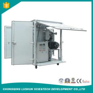 Vente chaude double étape de purification de l'huile de transformateur de dépression de la machine pour huile de transformateur