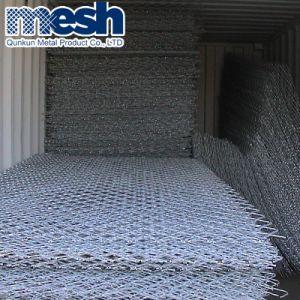 Алюминиевый корпус расширения металлической сетки с алмазной форму