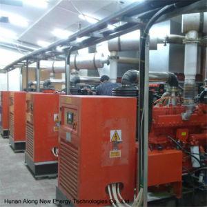 4*80kw de Generator van het biogas