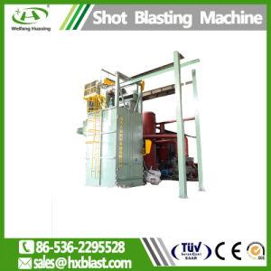 Las piezas de automóviles ecológicos Huaxing Granallado automático gancho máquina