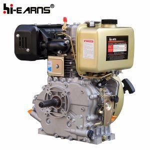 9HP het Begin van de Terugslag van de dieselmotor met de Schacht van de Spiebaan (HR186FA)