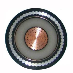 33kv 1*95mm2 de núcleo único de alumínio ou cobre XLPE/PVC cabo de alimentação