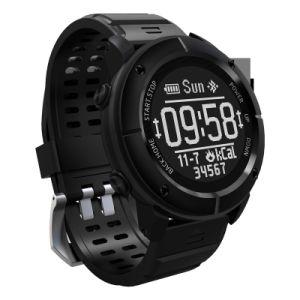 Gps-im Freiensport Bluetooth intelligenter Puls-Monitor Smartwatch Eignung-Verfolger-intelligente Uhr der Uhr-Uw80 mit Kompaß