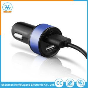 5V/2.1A Dual USB portátil coche Cargador de teléfono móvil