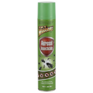 Rapidement effet spray insecticide