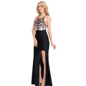 Última moda da marca OEM Sexy Mulher vestido de Noite