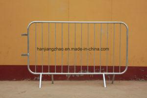 La barrera peatonal/Barricada
