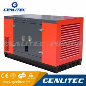 10kVA bis 35kVA zum leisen Typen beweglicher Kubota Generator