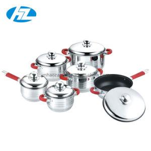 12 piezas de acero inoxidable utensilios de cocina establecido