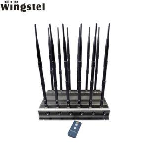 La cellule GSM 3G 4G 5G WiFi GPS par satellite à distance de voiture de blocage de la caméra réseau cellulaire Lojack isolateur téléphone mobile Bluetooth RF FM le brouillage du signal de fréquence/Jammer