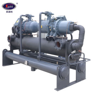 360HP ciclo económico Chiller resfriado a água anticorrosão