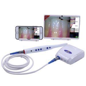 Sortie VGA USB blanc Fonction caméra sans fil Intraoral dentaire