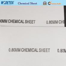 Feuille de produits chimiques non tissées chaussure Hot Melt trimestre et de matériel de bouffée de Toe