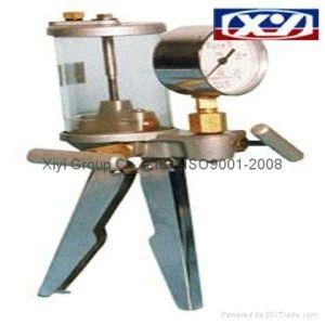 손 운영 압력 펌프 Y060