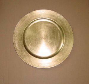 Chargeur d'or de la plaque (0P001)