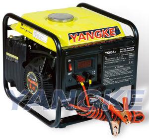 L'essence portable générateur de courant continu pour la voiture, bateau de pêche ou yacht (24V-30A)