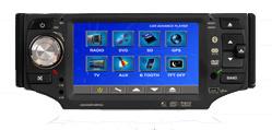 Auto-DVD-Spieler des Lärm-4.3inch eins mit Touch Screen