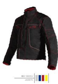 Hombre de poliéster Moto-Boy Moto chaquetas de equitación (MBX-09033J)
