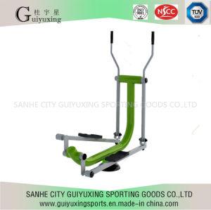 Equipos de gimnasia al aire libre del producto principal de la elíptica Cross Trainer