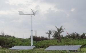 5kw controlada por el tono de la turbina de viento para el hogar o comunidad utilizan