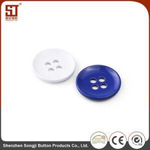 カスタマイズされた簡単な金属の4穴はボタンを袋に入れる