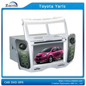 Bluetooth iPod Rds GPS (z-2964F)를 가진 Toyota Yaris에서 DVD 플레이어
