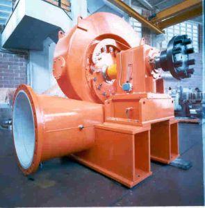 Francis Hydropower Generator