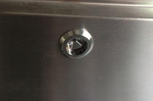 CE ha approvato treppiede Porta con il sistema di controllo di accesso