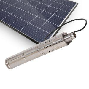 Kary 24V 36V DC sem escovas, bomba de água solares, 20m Levante 3 polegadas da bomba de água submersível para um profundo bem (S243T-20)