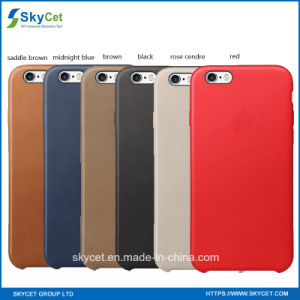 Caja de cuero de los accesorios al por mayor del teléfono para el iPhone 6p 6sp