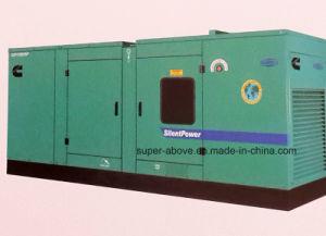 1500kVA met Motor Stil door Diesel van Cummins Elektrische centrale