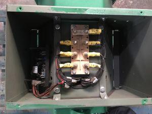 Три фазы переменного тока 50квт медь генератор переменного тока