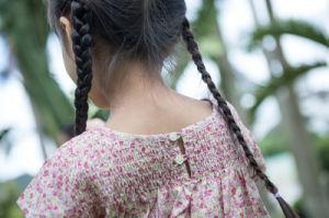 Little Kids Vestuário Vestuário de crianças raparigas vestidos para o Verão