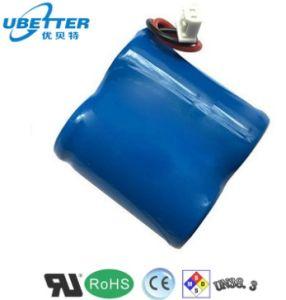 7,4 V 6000mAh Batería de iones de litio para medidor de batería de instrumentos