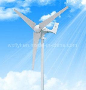 Pequeño generador eólico de 300W 12V/24V PARA semáforo usa
