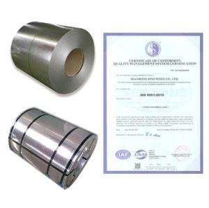 ASTM JIS Cr Hr Ge Цинк Горячеоцинкованный Рулон для Промышленности