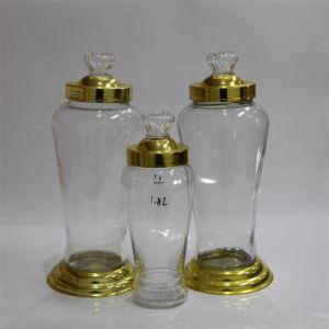Cheap grand verre Cuisine Food Storage bourrage Jar Canning bocaux Mason Le flacon en verre